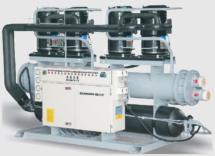 Водо-водяной тепловой насос Dunham-Bush (спиральные компрессоры), серия WCS-HP