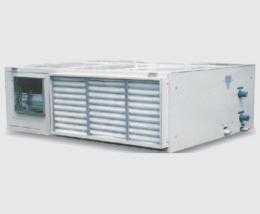 Горизонтальный моноблочный кондиционер с водяным охлаждением конденсатора Dunham-Bush, серии WCP и WCPS-CH