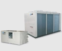 Полупромышленные сплит-системы Dunham-Bush, серии ACСS и VEB / EB / HEB