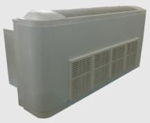 Потолочный фанкойл для открытого монтажа Dunham-Bush, серия CR-CE